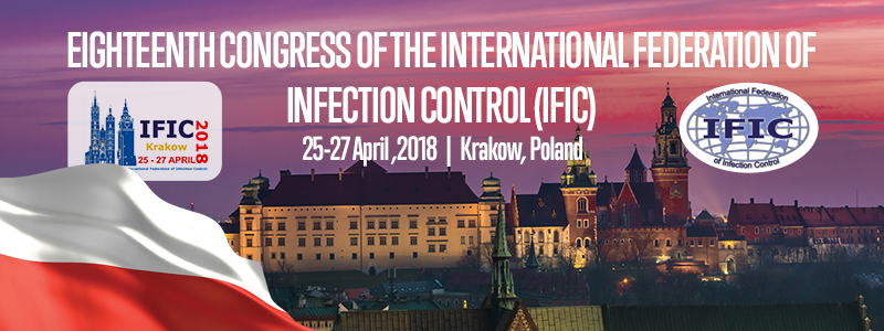 Eighteenth Congress of the International Federation of Infection Control (IFIC) - Krakow, Poland